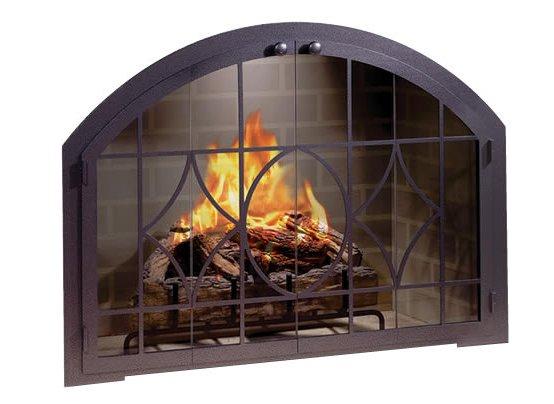 Custom Fireplace Doors La Crosse Area Fireplace American Home