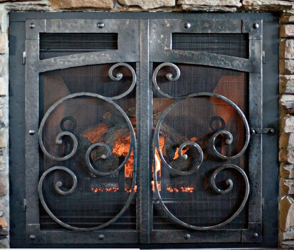 We find possibility where others see contradiction. Thoughtful Design. Unparalleled Craftsmanship. Innovative engineering that provides for seamless integration. Ironhaus is more than the door on your fireplace.  We think you'll agree with us