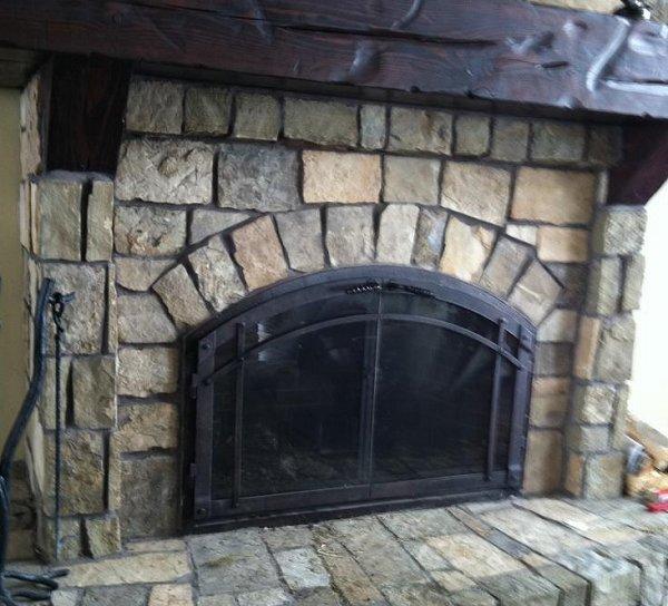 Iron Haus Custom Fireplace Doors La Cosse Area Custom Fireplace Doors