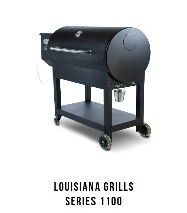 Louisiana Grills - American Home Fireplace & Patio*