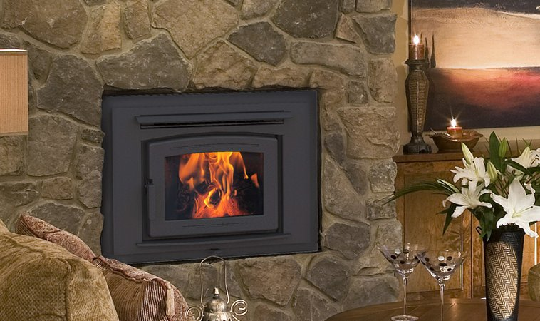 Pacific Energy Wood Fireplaces American Home