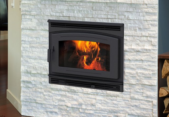 Pacific Energy Wood Fireplaces - American Home