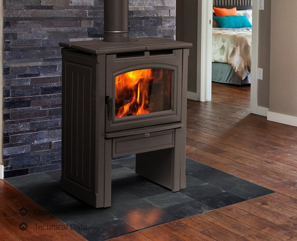 wood-castiron-stoves-newcastle1.6 - Pacific Energy Wood Stoves - American Home