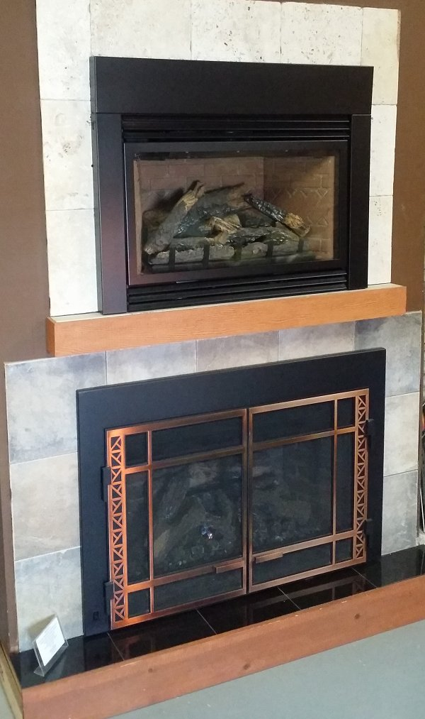 Convert Woodburning Fireplace Gas Not That Evan Williams
