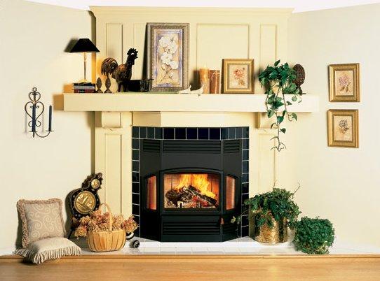 RSF Wood Fireplaces | La Crosse Wood Fireplaces | American Home ...