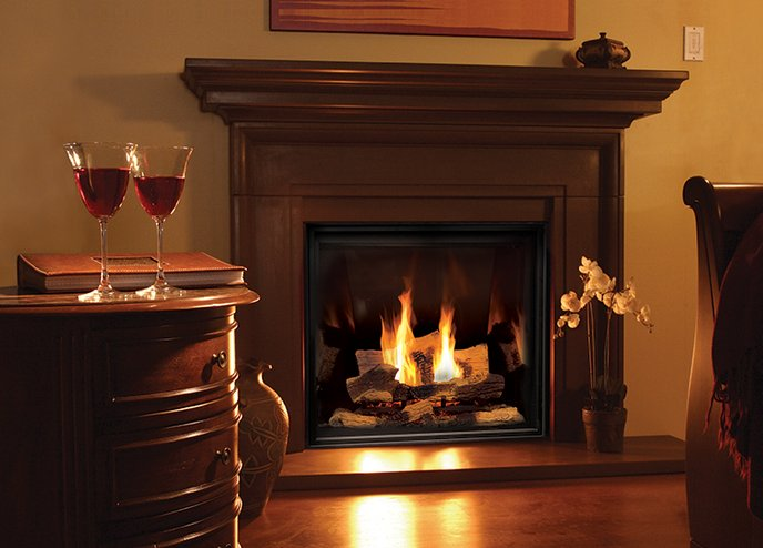 Town & Country Gas Fireplaces - American Home